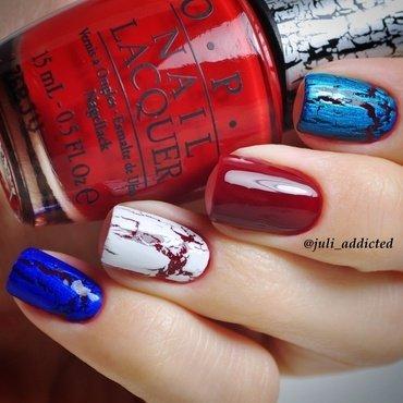 #40 nail art by Juli