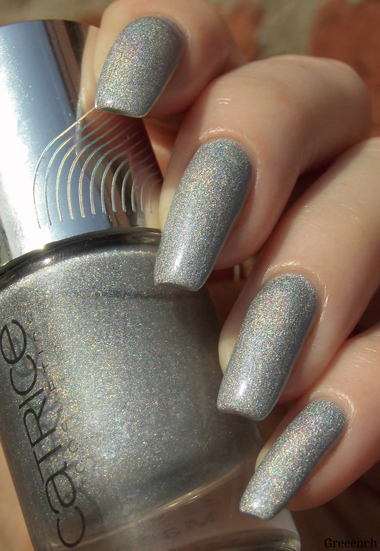 Catrice Gem into the future Swatch by greeench