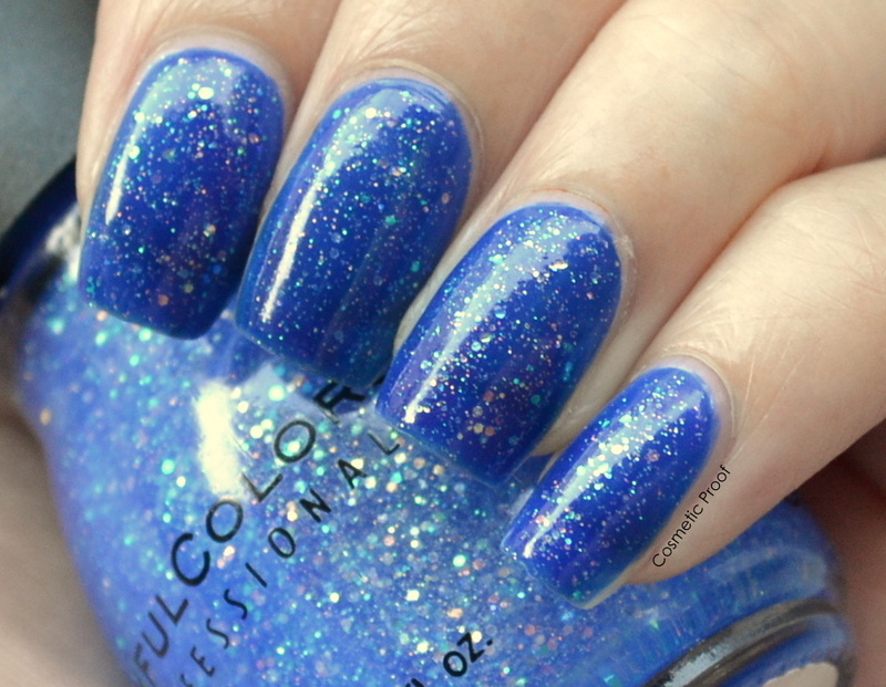 Sinful Colors Hottie and Lakur Beau of the City Swatch by Jayne