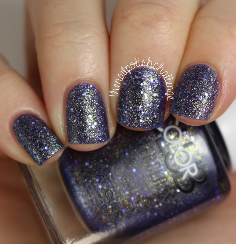 Color Club Under Your Spell Swatch by Kelli Dobrin