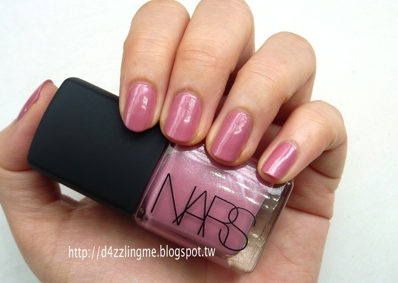 NARS Roman Holiday Swatch by D4zzling Me - Nailpolis: Museum of Nail Art