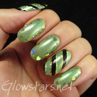 Green holo stripes stars 1 thumb370f