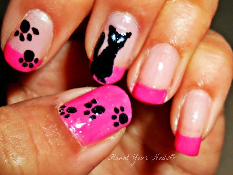 For you Chilly.! :) nail art by Vidula Kulkarni
