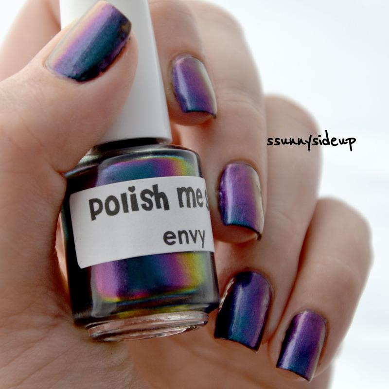 Polish Me Silly Envy Swatch by ssunnysideup (Sabrina)