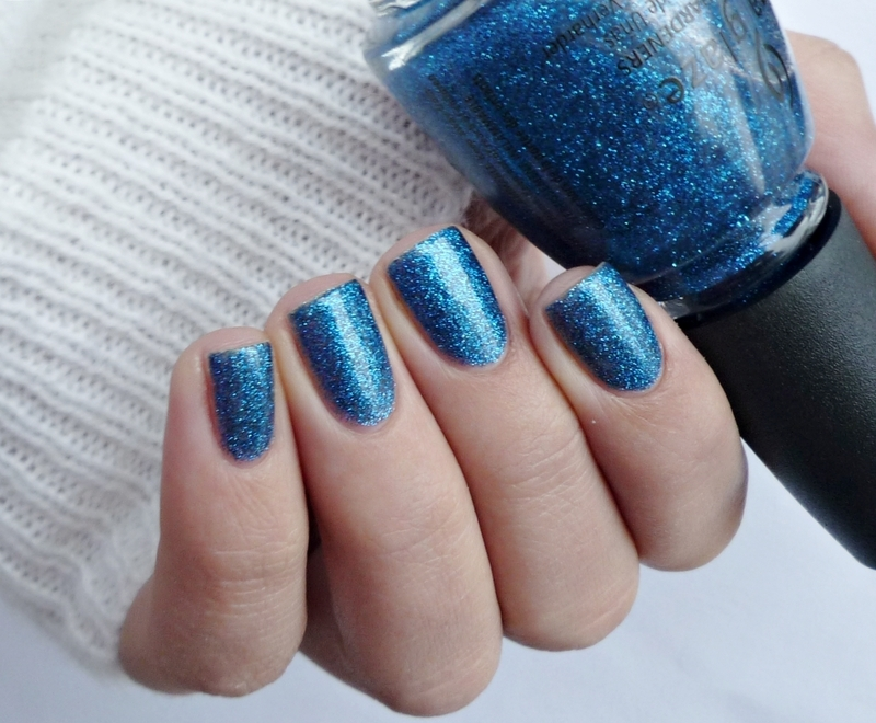 Chine Glaze Feeling Twinkly Swatch by Romana