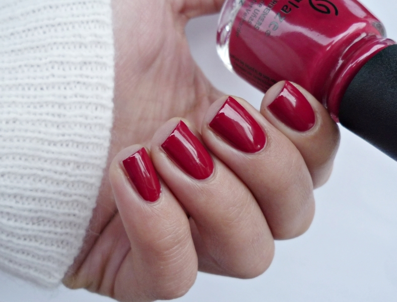 China Glaze Tip Your Hat Swatch by Romana