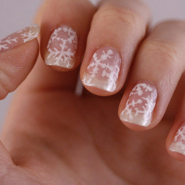 Snowflakes transparent5 thumb370f