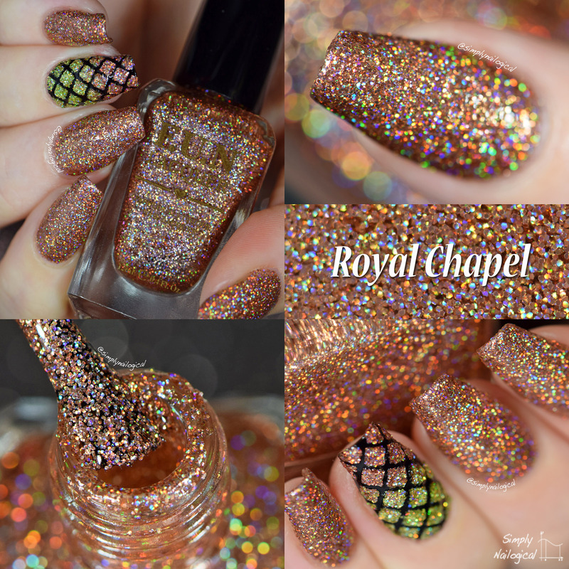Fun Lacquer Royal Chapel Swatch by simplynailogical