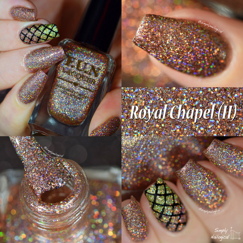 Fun Lacquer Royal Chapel (H) Swatch by simplynailogical