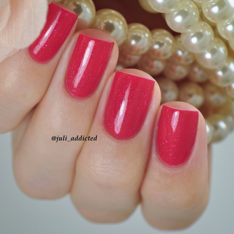 piCture pOlish O'Hara Swatch by Juli
