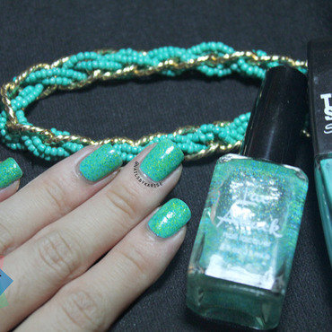 Sally hansen dive in lac attack jewel of the nile thumb370f