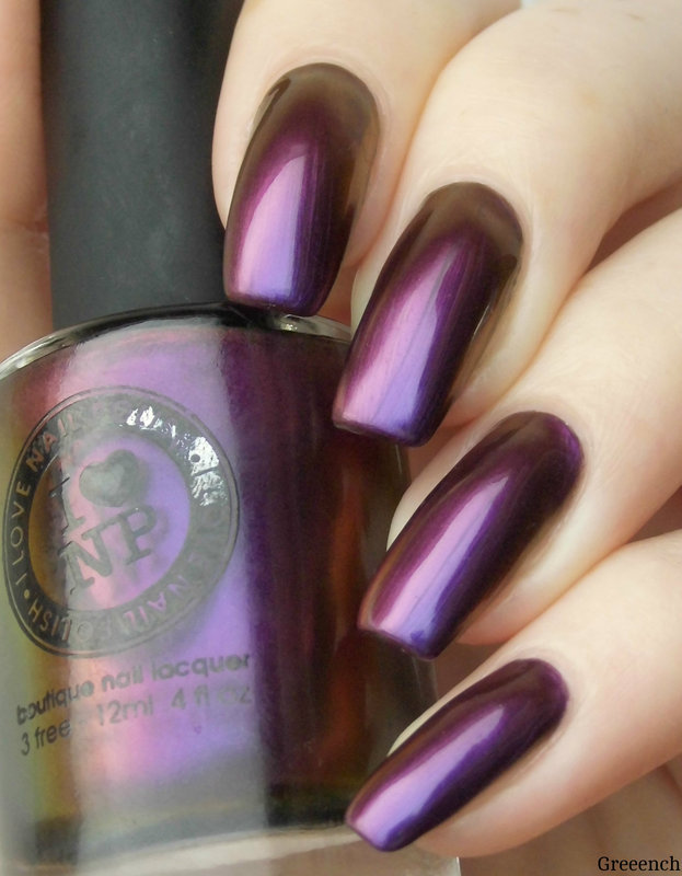 ILNP Undenied Swatch by greeench
