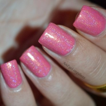 ILNP Cutie Pop Swatch by And'gel ongulaire