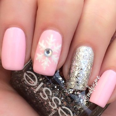 Pink snowflake thumb370f