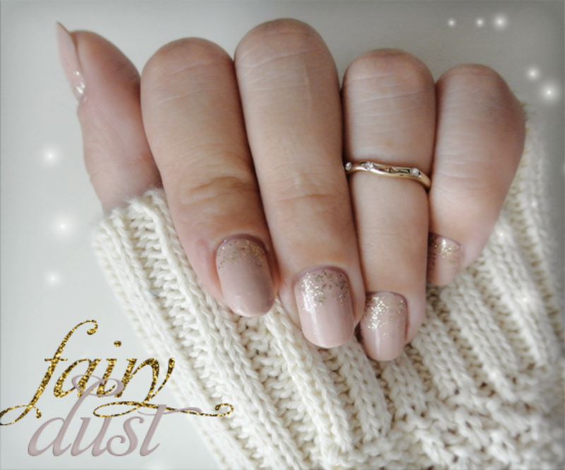 Fairy Dust nail art by Chloé - Nailpolis: Museum of Nail Art