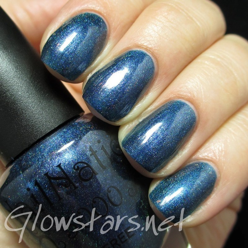 Nail Nation 3000 Giorgio's Holo Swatch by Vic 'Glowstars' Pires
