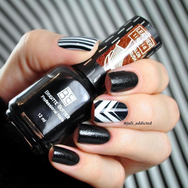 #43 nail art by Juli