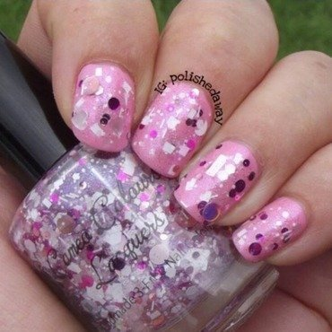 OPI Chic From Ears To Tail and Cameo Colours Lacquers Cotton Candy Clouds & Bubblegum Wishes Swatch by Shanna Beam