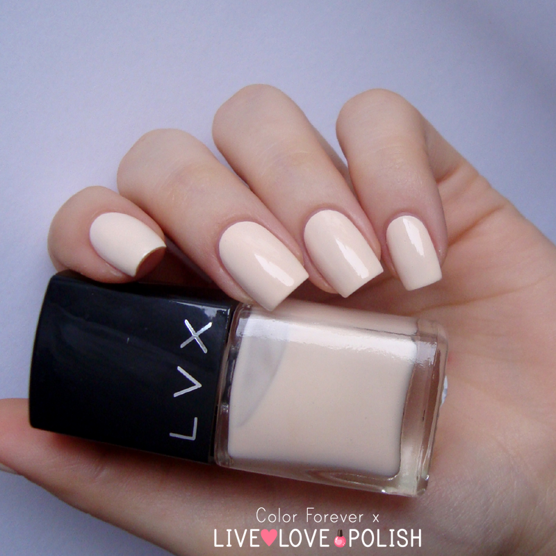 LVX d'Orsay Swatch by ania