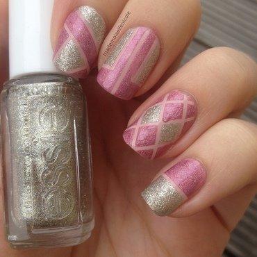 Glitter Glitter nail art by mademoisellenicole