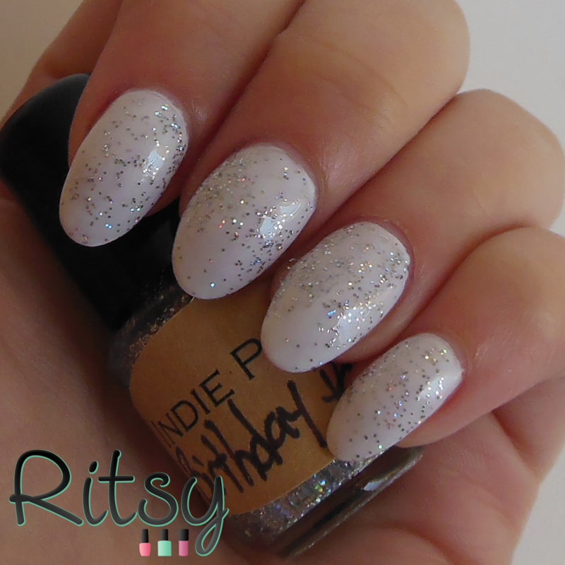Indie Polish Birthday Party Swatch by Ritsy NL