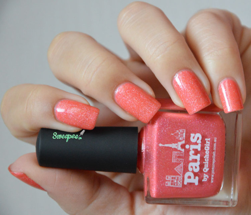 piCture pOlish Paris Swatch by Sweapee