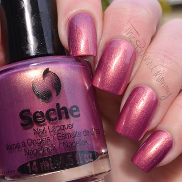 Seche enamored Swatch by The Polished Mommy