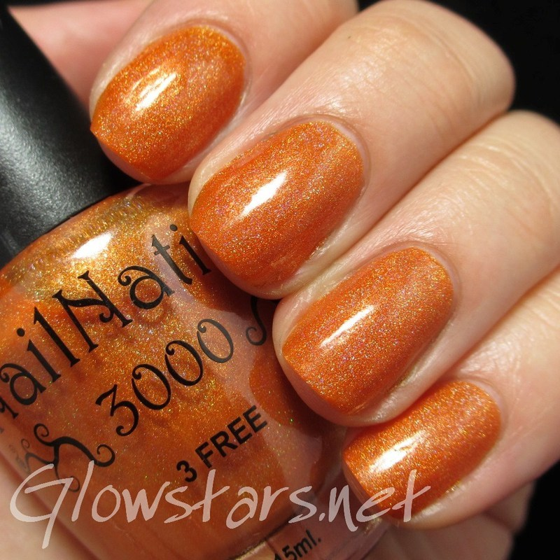 Nail Nation 3000 Peace of Mind Swatch by Vic 'Glowstars' Pires