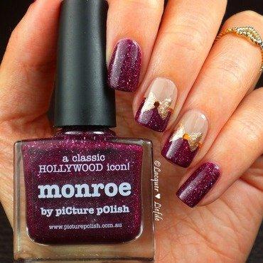 Picture Polish Monroe  nail art by Anna