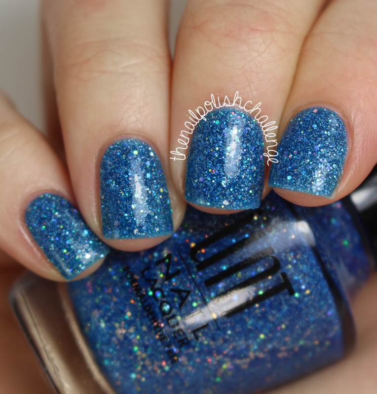 UNT Lost in Paradise Swatch by Kelli Dobrin