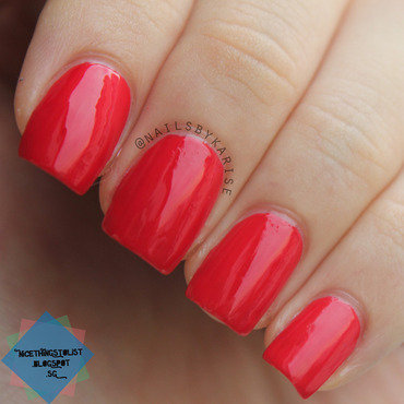Opi coca cola red outdoors swatch thumb370f
