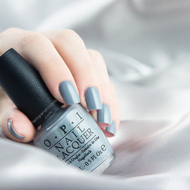 OPI Cement the Deal Swatch by Temperani Nails