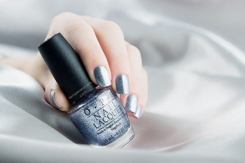 OPI Shine for Me Swatch by Temperani Nails