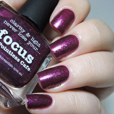 Picture polish focus raspberry nails 20 7  thumb370f