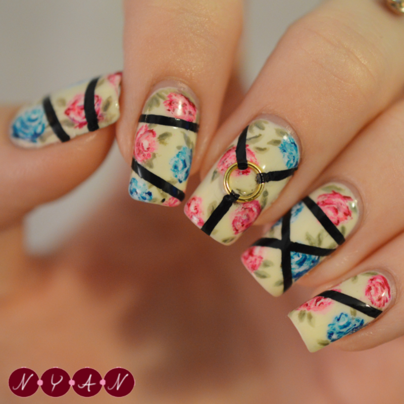 Not Everyone's Cup Of Tea nail art by Becca (nyanails)