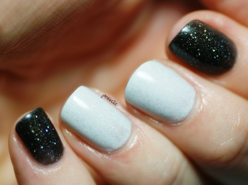 piCture pOlish Starry Night and piCture pOlish LakoDom Swatch by Pmabelle