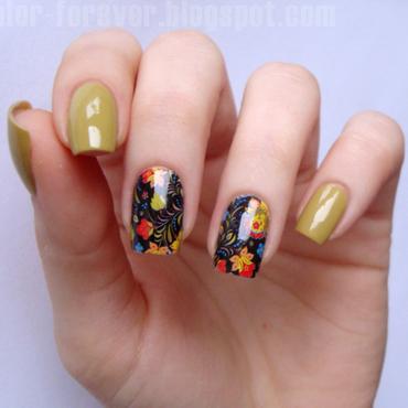 Oliwkowe 20 2b 20ludowe 20kwiaty thumb370f