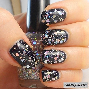 Rocky road glitter swatch thumb370f