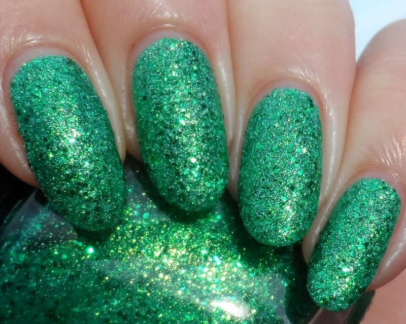 Misslyn Ringmaster Swatch by Plenty of Colors