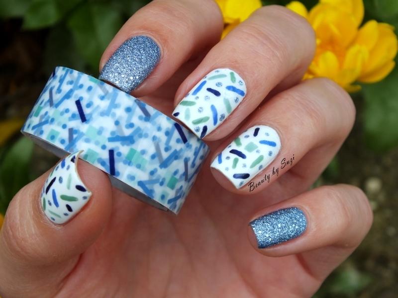 Collage: Lines & Dots nail art by Suzi - Beauty by Suzi - Nailpolis ...