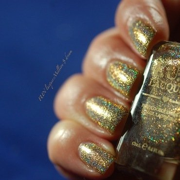 FunLacquer Million dollar dream (H) Swatch by Dorothy NailAssay