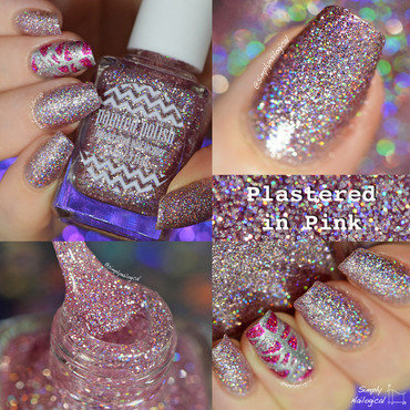 Paintedpolish plasteredinpink collage thumb370f