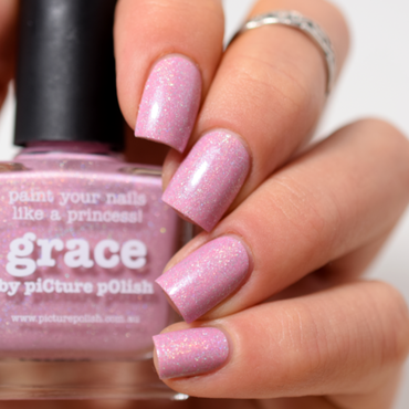 piCture pOlish Grace Swatch by melyne nailart