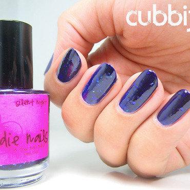 Jindie nails silent night thumb370f