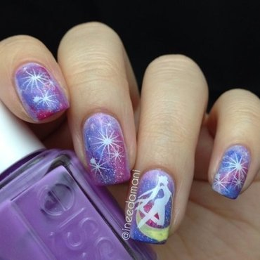 Anime Nail Art And Swatches Nailpolis Museum Of Nail Art