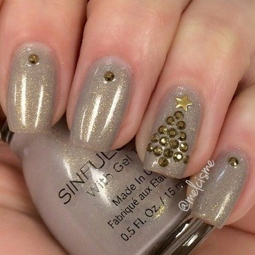 Sinful Colors Prosecco Swatch by Melissa