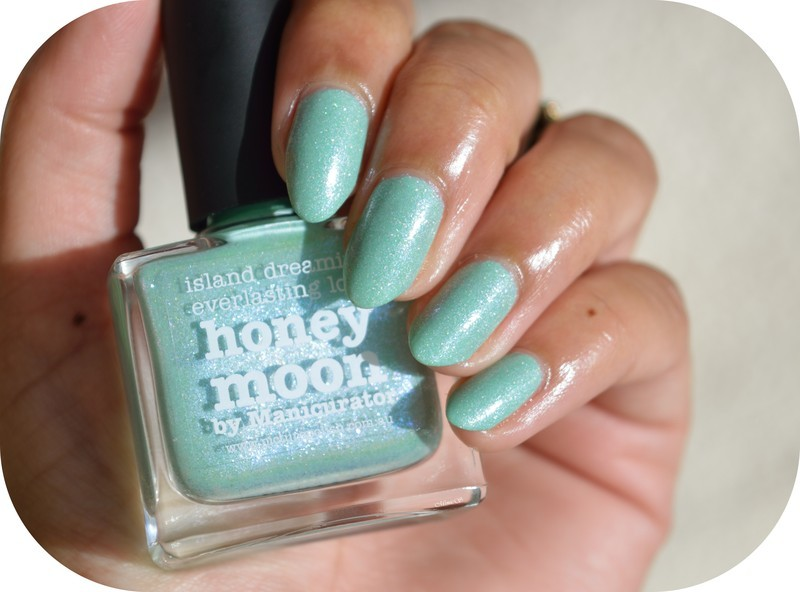 piCture pOlish Honey Moon Swatch by MimieS Nail