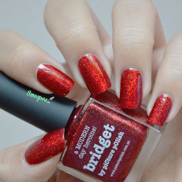 piCture pOlish Bridget Swatch by Sweapee