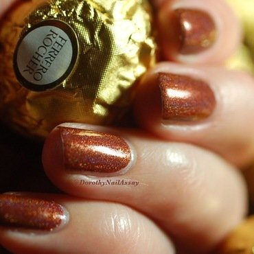 Fun Lacquer Merida Swatch by Dorothy NailAssay