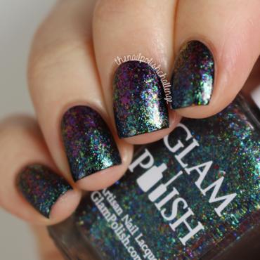 Glam polish multichrome flakie thumb370f